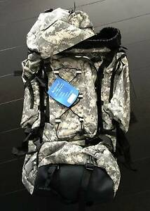 Brand new camping backpack 90L - HIKING MOUNTAIN SPORTS RUCKSACK Clayton South Kingston Area Preview