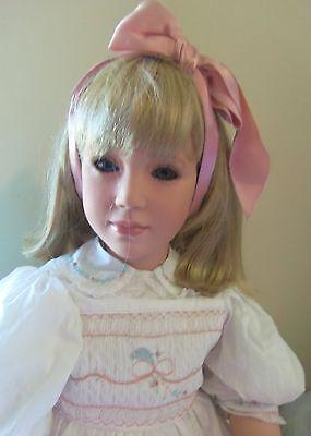 "GADCO Doll JULIETTE 34"" Vinyl Doll, LE of 125 pieces, Bruno Rossellini"