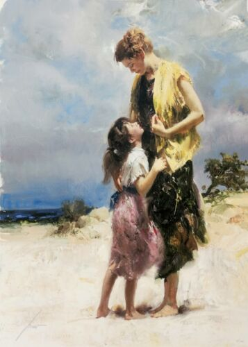 "Pino ""sharing A Moment"" 