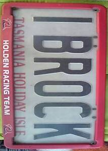 1BROCK Number plates Rokeby Clarence Area Preview