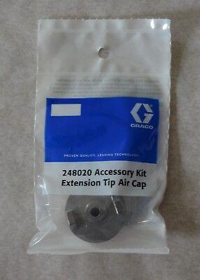 Graco 248020 Accessory Kit Extension Tip Air Cap