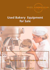 Used Bakery Equipment - for SALE Burleigh Heads Gold Coast South Preview