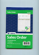 Carbonless Sales Order Book