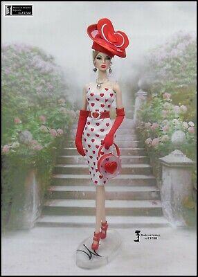 VESTITO PER BARBIE, fashion royalty, model muse ecc..