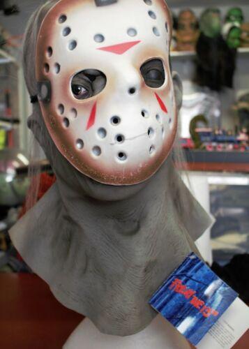 Jason Voorhies Latex Mask