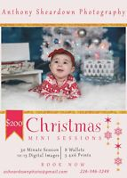 Christmas Mini Photo Sessions!