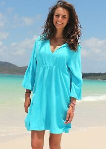 Beachwear & Beach Dresses Enjoy your holidays in style with our beautiful selection of beachwear pieces and beach dresses. We've brought you a great range of funky kaftans, tunics, colourful skirts and floaty palazzo pants.