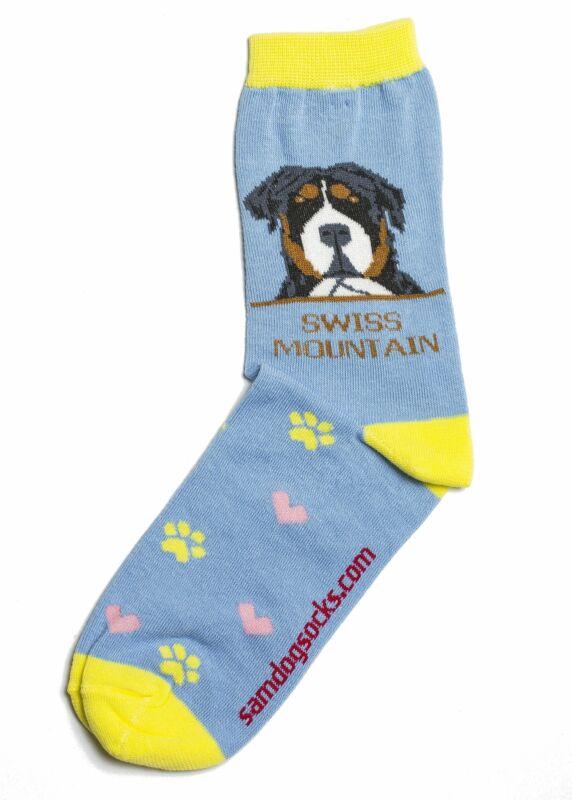 Swiss mountain Dog Socks