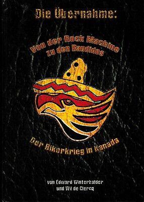 Winterhalder, de Clercq, v. Rock Machine zu Bandidos, Bikerkrieg in Kanada, 2009 gebraucht kaufen  Bad Lippspringe
