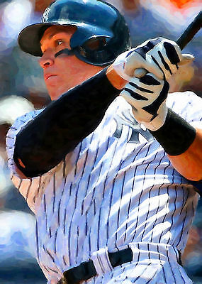 Aaron Judge  Rookie Limited Edition Art Card 1 Of 49  Aceo Yankees