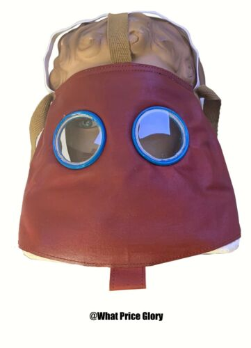 FRENCH M2 MASK AND CARRYING BAG