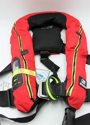 Baltic Delta Automatikweste ohne Lifebelt 150N Rettungsweste Schwimmweste Boot