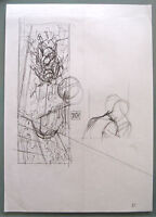 (prl) Marco Soldi Tavola Originale Original Comic Art Matita Dessin Dibujo Arte -  - ebay.it