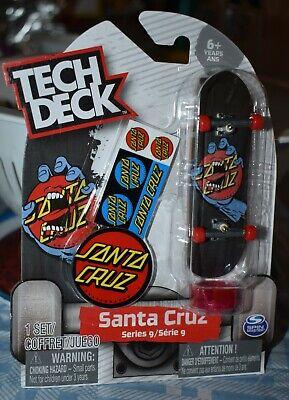Tech Deck SANTA CRUZ Series 9 ULTRA RARE Finger Skateboard NEW