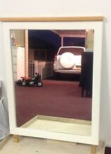 White Very large mirror 800 mm x 1000 mm Maryland Newcastle Area Preview