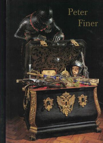 Peter Finer - 1995 Catalogue - Armor, Swords, Pistols (SC, 1995, 1st Ed, Signed)