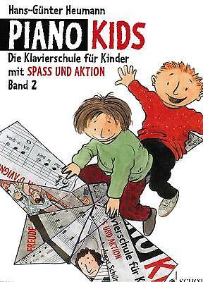 Klavier Noten Schule : Piano Kids  Band 2  (Heumann) Klavierschule  ED8302