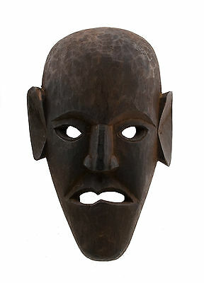 Mask Magar Nepal of L'Himalaya Shaman-Face Human Tribale 5449 W4