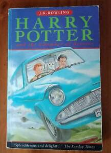 Harry Potter and the Chamber of Secrets JK Rowling  Paperback