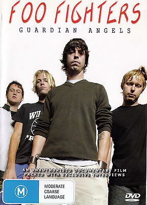 Foo Fighters Guardian Angels Dvd All Zone