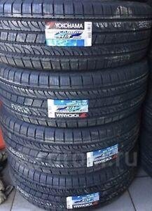 Yokohama tires on sale