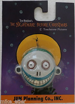 The Nightmare Before Christmas Resin Barrel Face Magnet (Jun Planning) New](Magnetic Face Toy)