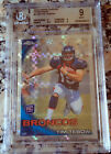 Serial Numbered Tim Tebow Beckett (BGS) Football Cards