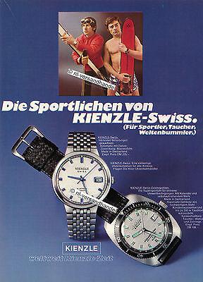 Kienzle-Cosmopolitan-1970-Reklame-Werbung-genuine Advertising-nl-Versandhandel
