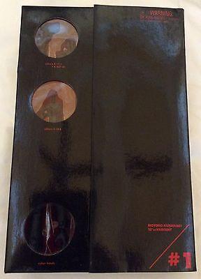 "Ghost In The Shell 12"" ad Variant Figure Motoko Kusanagi #1"