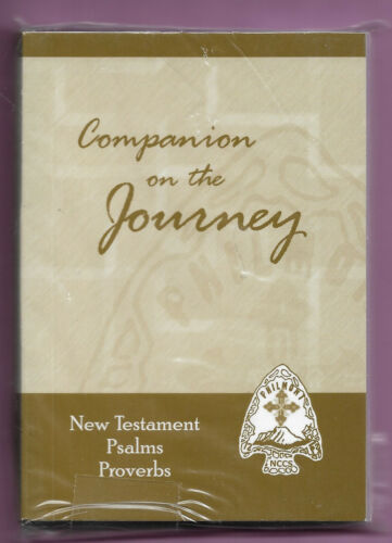 PHILMONT SCOUT RANCH * CATHOLIC BIBLE * NEW TESTAMENT PSALMS PROVERBS * MINT