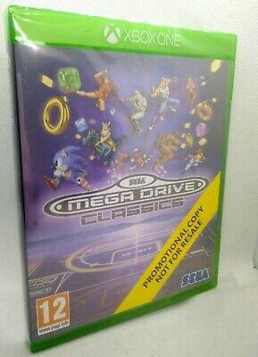 SEGA Mega Drive Classics Xbox ONE Xbone  promo Genesis Collection megadrive