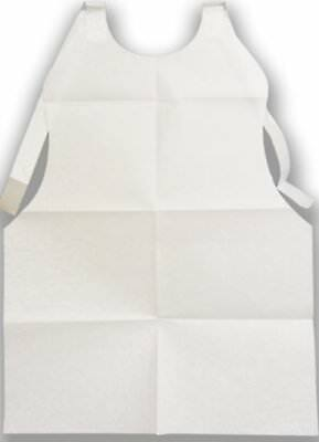 4533141771899 disposable paper apron small size (input 100 sheets) F/S w/Track#