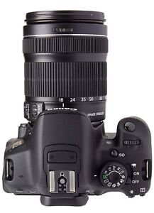 Canon EOS T5i with best lense 18-135mm