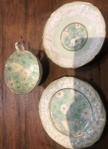 Paragon Fine China Trio Tea Set made in England REGD -$80.00 set