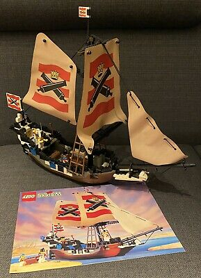 Galeone LEGO Originale 6271 IMPERIAL FLAGSHIP Ammiraglia Imperiale Nave Legoland