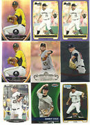 2011 Bowman Platinum Purple Lot
