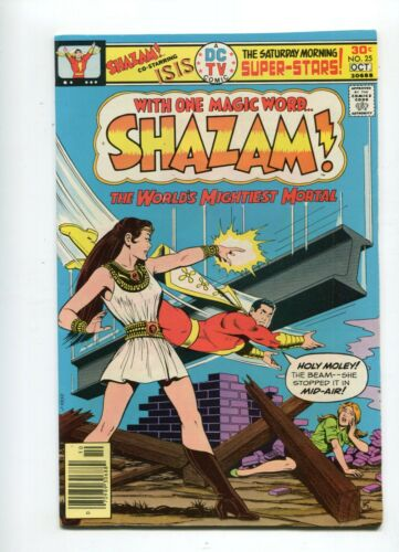 Shazam 25 VF 1st App Mighty Isis
