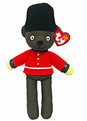 "TY Beanie * Mr Bean * Guardsman 10"" -  46205 - BRAND NEW STOCK"