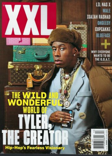 XXL Magazine  Fall 2021  Tyler, The Creator Hip Hop