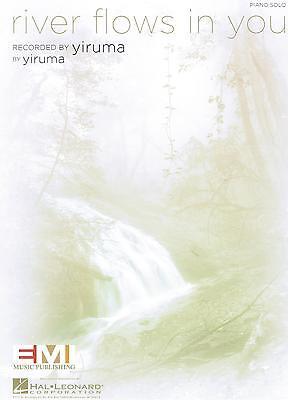 Klavier Noten : YIRUMA River flows in you - ORIGINAL - Mittelschwer