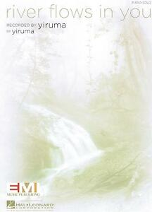klavier noten yiruma river flows in you   original