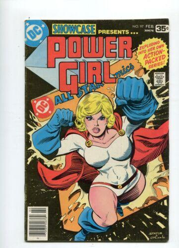 Showcase 97 FN Power Girl Origin