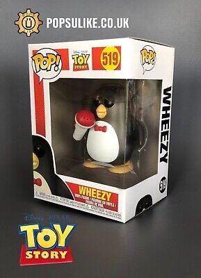 Wheezy Funko Pop Vinyl Disney Toy Story