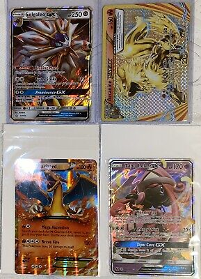 Pokemon TCG Card JUMBO Lot - CHARIZARD MEWTWO TAPU LELE KOKO BREAK +++++MORE++++
