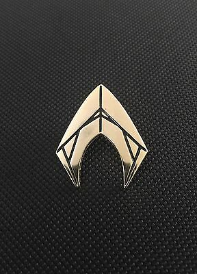 DC Comics Aquaman Movie Logo Pin