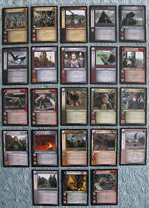 Lord-of-the-Rings-TCG-Ents-of-Fangorn-Rare-Cards-Part-2-2-CCG-LOTR