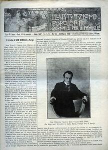 L-039-ILLUSTRAZIONE-POPOLARE-N-11-13-MAR-1910-CORRIERE-ILLUST-TO-DELLA-DOMENICA