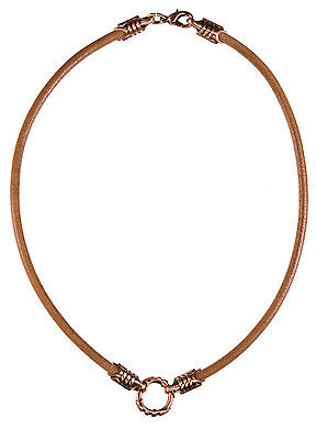 BICO Australia Leather Necklace/Choker - CL1 on Rummage