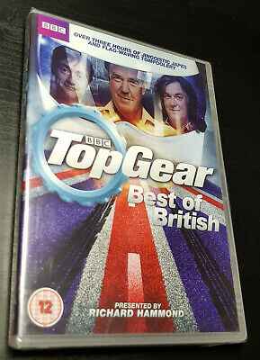Top Gear - Best Of British (DVD) BRAND