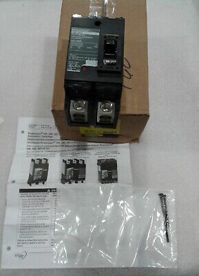 Qbl22200 Square D 2pole 200amp 240v Circuit Breaker New In Box